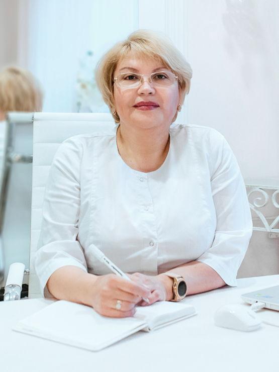 Холоша Елена Михайловна